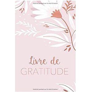 🌵4/$20 | Livre de Gratitude Journal Book